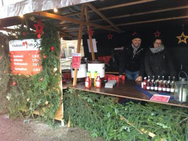 maulbronner weihnachtsmarkt, miriam deckenbach, patrick hammes, maulbronn hilft ev